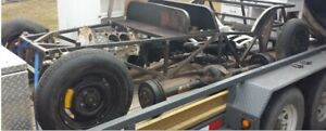 Rolling Replica Lotus 7 Chassis