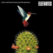 Los Elefantes - Nueve Canciones de Amor y Una de Esperanza [New CD] Spain - Impo
