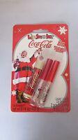 Lip Smacker Coca Cola Flavored Lip Gloss Collection 018 3pc.