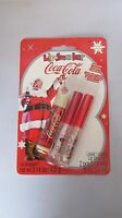 Lip Smacker Coca Cola Flavored Lip Gloss Collection 018 3pc.