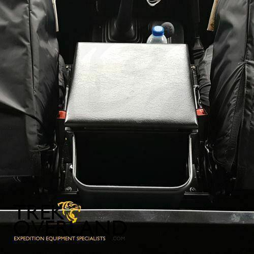 Land Rover Defender 90//110 Cubby Caja bin-MUD-0019