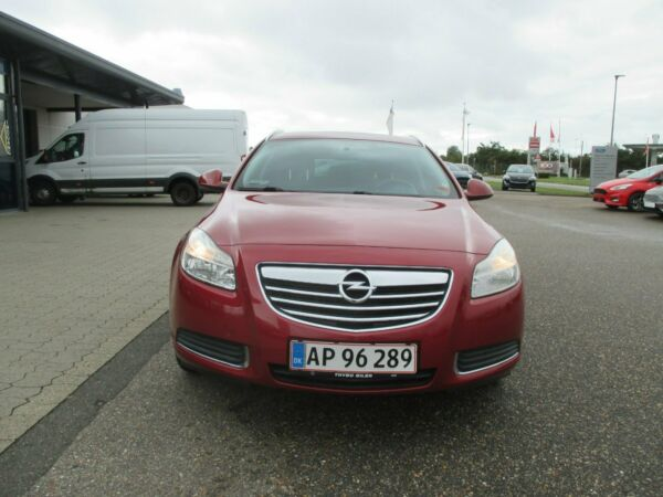 Opel Insignia 1,8 Edition ST - billede 4