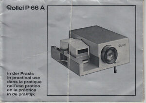 Rollei-Bedienungsanleitung-fuer-P-66-A-Anleitung-Su