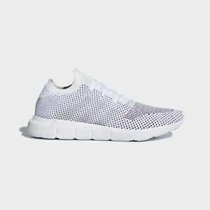 adidas-Swift-Run-PK-Primeknit-Mens-Shoes-White-Grey-Heather-CQ2895