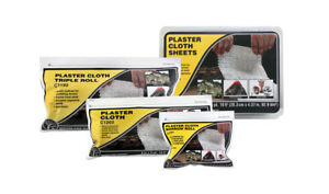 Woodland-Scenics-Plaster-Cloth-Narrow-Roll