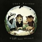 Rock and Roll Animals by Luke Haines (CD, Jul-2013, Cherry Red)