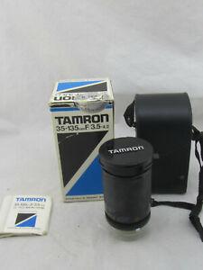 Tamron-22A-35-135mm-F3-5-4-2CF-Tele-Macro-Zoom-Lens-Adaptall-2-Mount-System