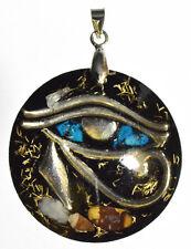 Orgone pendant necklace - EMF protection, Tesla energy,chakra + free orgone gift