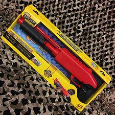 NEW JT Splatmaster .50 Cal Z200 Pump Paintball Shotgun - Red