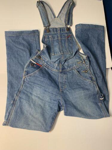 Tommy Hilfiger Tommy Jeans Sz XS Logo Overalls  Vi