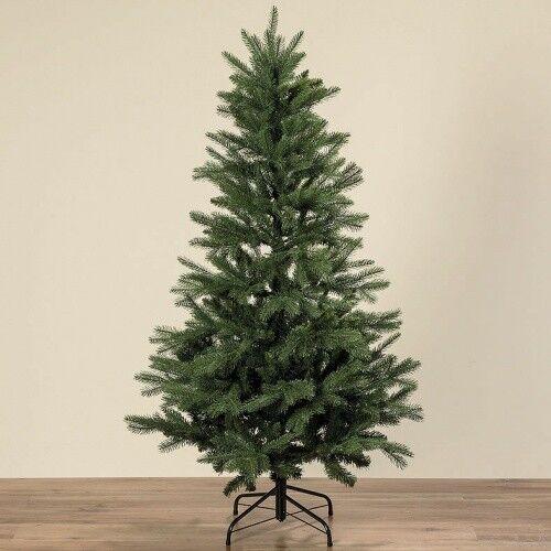 Hochwertiger künstlicher Tannenbaum grün H150cm Weihnachtsbaum Christbaum