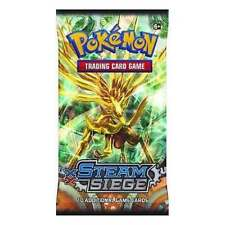 1 x Pack of Pokémon XY-11 Steam Siege Trading Card Booster Pack Random Pack Sent