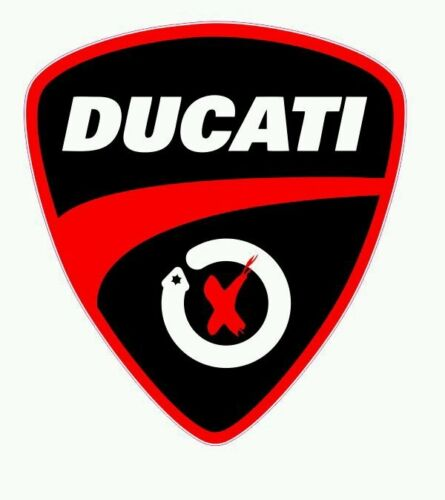Pegatina Adhesivo Jorge Lorenzo land Ducati 12 cms Sticker Aufkleber Autocollant