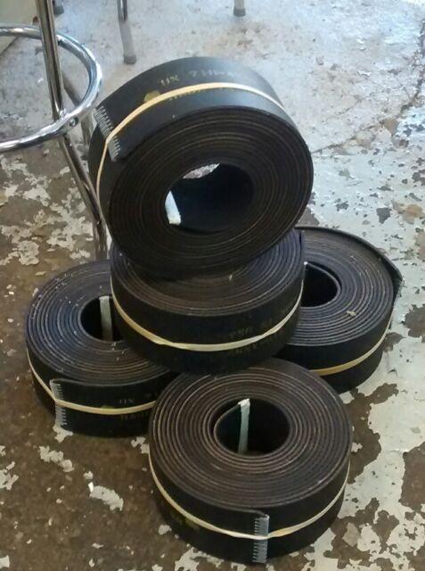 Case/IH 8420 Round Baler ,HESSTON 530 , NEW IDEA 4643 UPPER Belt set of 5 3  PLY