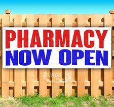 Pharmacy Now Open Advertising Vinyl Banner Flag Sign Many Sizes