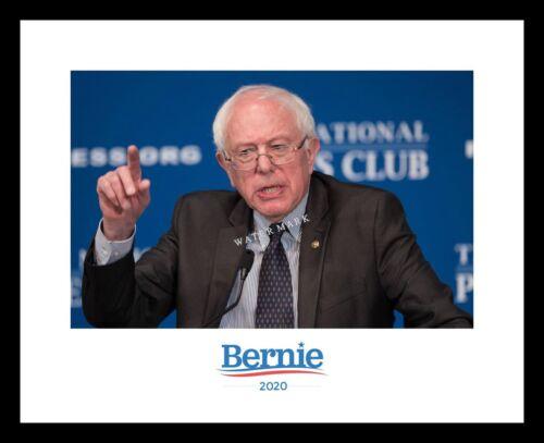 Bernie Sanders 8x10 Photo Print 2020 Presidential Campaign DNC Feel the Bern