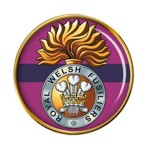 Royal-Gallois-Fusiliers-Armee-Britannique-Broche-Badge
