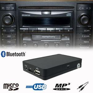 Car-Bluetooth-Handsfree-A2DP-CD-Changer-Adapter-AUDI-A2-A3-A4-S4-TT-1998-06