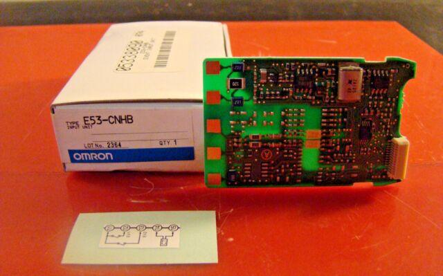 E53-CNHB Omron New In Box Temperature Controller Option Board E53CNHB
