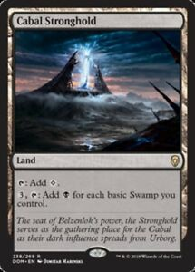 Cabal-Stronghold-x1-Magic-the-Gathering-1x-Dominaria-mtg-card