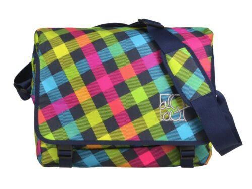 Collegetasche Schultasche Umhängetasche Schultertasche Tasche Schule All Out