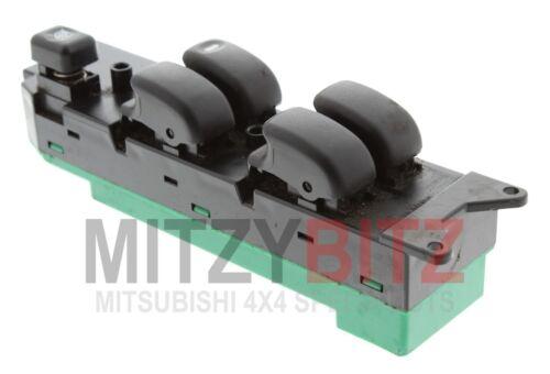 MR587930 RH FRONT MASTER WINDOW SWITCH MITSUBISHI SHOGUN MK3 3.2 DID 2002-2004
