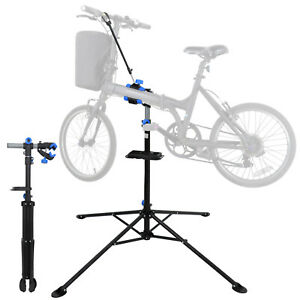 Pro-Bike-42-034-To-74-034-Repair-Stand-Adjustable-w-Telescopic-Arm-Cycle-Bicycle-Rack