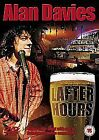 Alan Davies - Lafter Hours (DVD, 2008)
