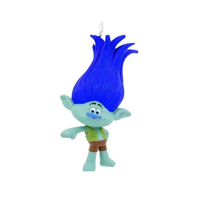 Branch Trolls Ornament Dreamworks Movie Figurine Hallmark NIB