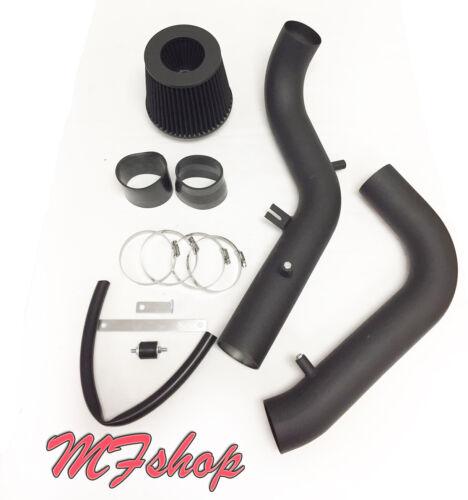 Coated Black For 2005-2006 Scion tC VVTi 2.4L L4 Cold Air Intake System Kit