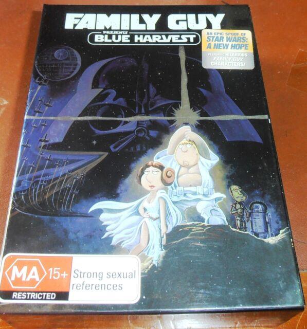 Family Guy - Blue Harvest (DVD, 2013)