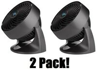 (2) Vornado Cr1-0116-06 533 7 3 Speed Compact Electric Fan / Air Circulators