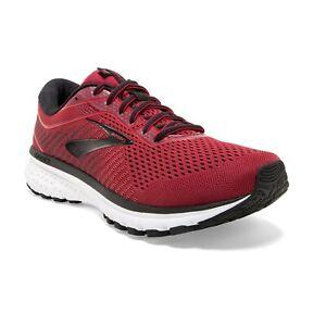 BROOKS-GHOST-12-Scarpe-Running-Uomo-Neutral-RED-BLACK-110316-661