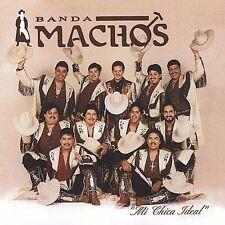 Mi Chica Ideal by Banda Machos (CD, Sep-2000, WEA (Distributor))