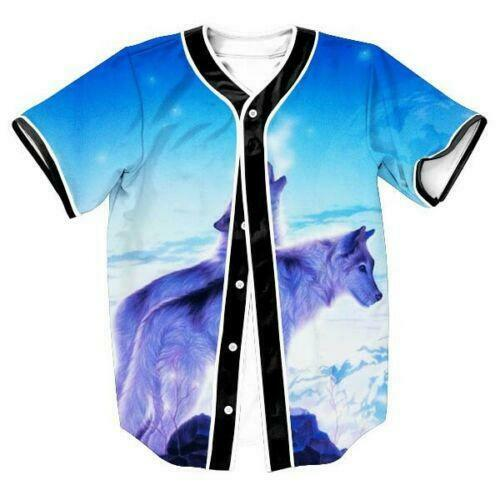 Homme à Manches Courtes Baseball Tee Jersey Raglan Sports Hipster boutonné T Shirt