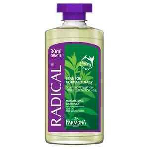 Radical-la-coda-di-cavallo-Salvia-rafforzamento-normalizzare-shampoo-raggrumato-capelli-330ml