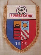 GAGLIARDETTO UFFICIALE CALCIO A.C. LUMEZZANE 1946  - A SCUDO