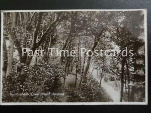 c1936-RPPC-The-Pine-Walk-Lower-Road-Folkstone