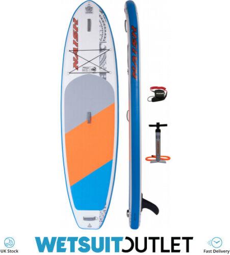 Naish Nalu 10/'6 Stand Up Paddle Board SUP Package Board Bag Pump Leash