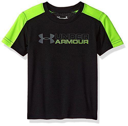 Under Armour Childrens Apparel Little Boys Upf Short Sleeve Tee Pick SZ//Color.