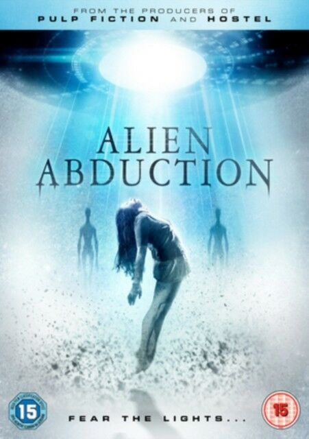 Alien Abduction DVD *NEW & SEALED*