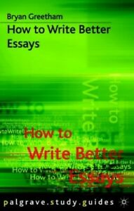 How to write your undergraduate dissertation bryan greetham