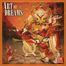 The Art of Dreams 2013 Wall Calendar by Daniel Merriam