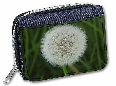 Obbiettivo Dandelion Fairy Girls/ladies Denim Purse Wallet Christmas Gift Idea, Fl-7jw Rinfresco