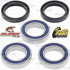 All Balls Rear Wheel Bearings & Seals Kit For BMW G450X 2009 Motorcycle