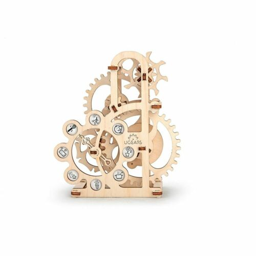 UGEARS Modellbausatz Dynamometer