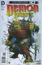 Us cómic Pack Demon Knights 0+13-17 Chang (New 52) dc