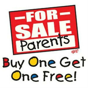For sale parents buy one get one free cute the best kids for Buy 1 get 1 free shirts