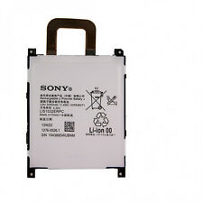 ORIGINAL SONY LIS1532ERPC AKKU BATTERY ---  Xperia Z1s (L39t L39u C6916) -- NEU