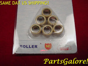 Rollers-Roller-Weights-15x12-12x15-5g-50cc-70cc-90cc-2t-Yamaha-Minarelli-Scooter